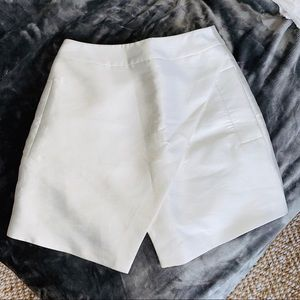C/MEO Collective white skirt
